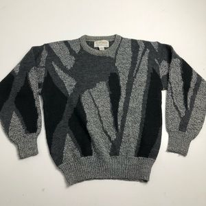 Vintage Limited Editions Expressions Knit Sweater